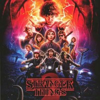 Stranger Things 2 TV Show Poster 24x36