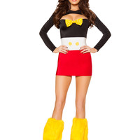 Playful Mouse Women's Costume