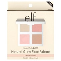 e.l.f. Beautifully Bare Total Face Palette, .56 oz - Walmart.com