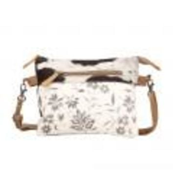 Floweret Bleached Cross Body Bag