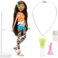 Project Mc2 Doll with Experiment - Bryden's Glow Stick Necklace