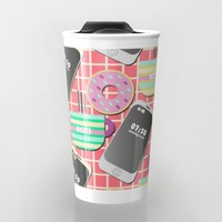 Breakfast Travel Mug by Susana Paz | Society6