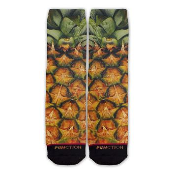 Function - Pineapple Fashion Sock