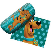 Scooby Doo Eyeglass Case And Cloth