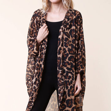 Best Leopard Print Cardigan Products on Wanelo