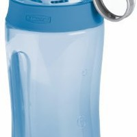 Rubbermaid  20-Ounce Filtration Personal Bottle -Blue
