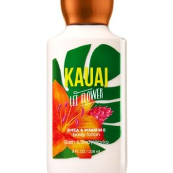 Body Lotion Kauai Lei Flower