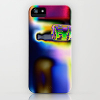 Short Circuit 3 iPhone Case by Steve Purnell
