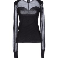 Mcq Women - Sweaters - Long sleeve sweater Mcq on YOOX
