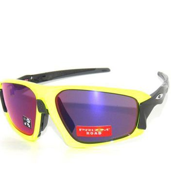 Gotopfashion OAKLEY FIELD JACKET 9402-05 RETINA BURN/PRIZM ROAD SunglasseS