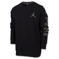 Men's Jordan Flight Classic Fleece Crew Sweatshirt