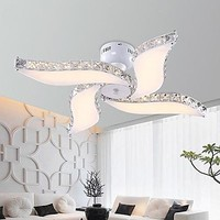 Led Ceiling Lamps , 4 Light , Simple Modern Artistic MS-86423 ( Voltage : 220-240V )