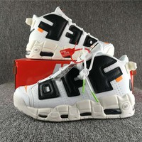 OFF White x Nike Air More Uptempo Size 40-47