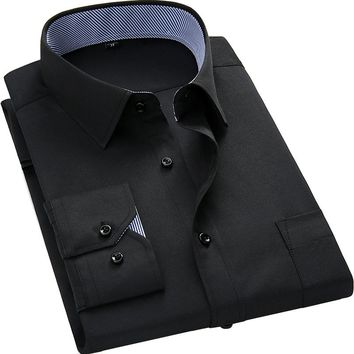 Business Casual ~ Long Sleeved Shirt