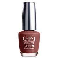 OPI Infinite Shine 2 Linger Over Coffee ISL53, 0.5oz