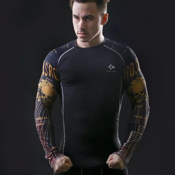 Men's Compression Sport Shirt