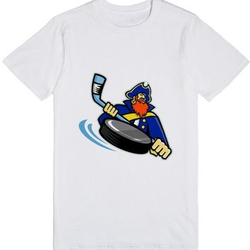 Swashbuckler Ice Hockey Sports Mascot