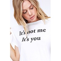 It's You Graphic Tee