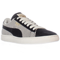 Puma Classic Low Lace-up Sneakers - Black