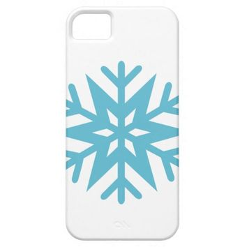 Snowflake iPhone SE/5/5s Case