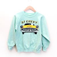1957 Chevy Bel Air Pullover Sweater - Small