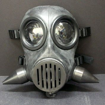 Metal Tusk Gas Mask by GPSHardware on Etsy