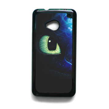 One Eyes Night Furry How Do You Train The Dragon For HTC ONE M7/HTC ONE M8/HTC ONE M9 Phone case ZG