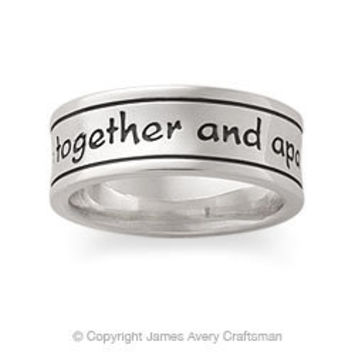 """""""God Be With Us"""" Band from James Avery"""