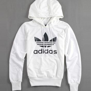 """Adidas"" Women Fashion Hooded Top Pullover Sweater Sweatshirt Hoodie"