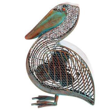 Figurine Fan - Pelican