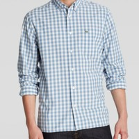 Lacoste Gingham Woven Sport Shirt - Regular Fit | Bloomingdales's