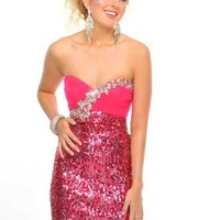 Glam Gurlz Dress S46637 at Peaches Boutique