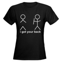 I got ur back T-Shirt by Admin_CP13579084