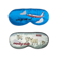 Double Sided Blue 925 Eyemask [9223112963]