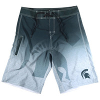 Michigan State Spartans Official NCAA Board Shorts