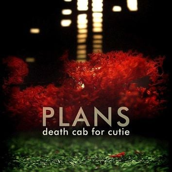 Death Cab For Cutie - Plans LP