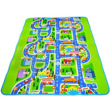 Baby Play Mat Toys For Children's Mat Developing Carpets Rug Playmat Baby Toys Children's Rug Eva Foam Puzzles Drop 4