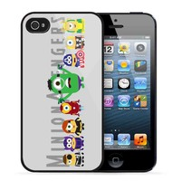 DESPICABLE ME MINIONS AVENGERS - iPhone 5 Case, iPhone 4/4s Case, Hard Case NDR