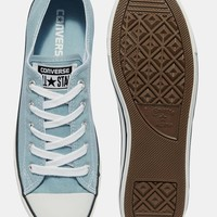 Converse Sky Blue Dainty Chuck Taylor All Star Trainers