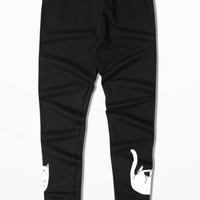 Pocke Refers Cat High Street Fashion Fitness Dance Pants Men Retro Skateboard Men Ripndip Cat Pants Jogginghose Men