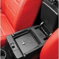Bestop Center Console Locking Storage Box