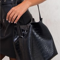 Black Applegate Bag