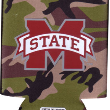 mississippi state - koozie pocket camo 12 dp Case of 144