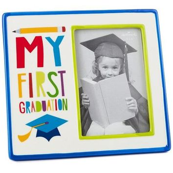 First Graduation Picture Frame