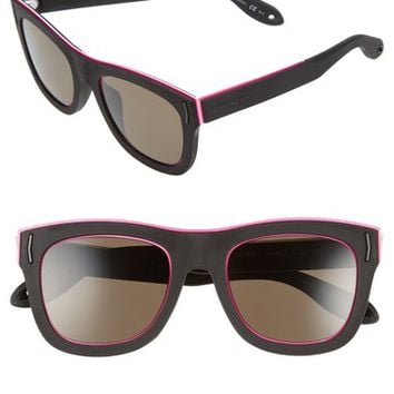 Givenchy 52mm Cat Eye Sunglasses | Nordstrom