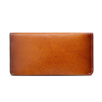 Womens Mens Slim Leather Wallet - Card Wallet insert - Car wallet - Coach wallet - Leather Minimalist wallet