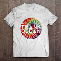 Frank Ocean Circle Mens T Shirt OFWG Hipstar Dope Swag Birthday Gift Present