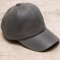 Alabama Shakes Pleather Hat - Gray