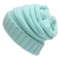 Ladies Winter Stripes Hats [110447853593]