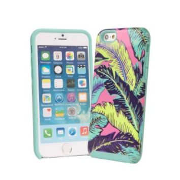 Vera Bradley Palm Feathers iPhone 6 Novelty Hybrid Case